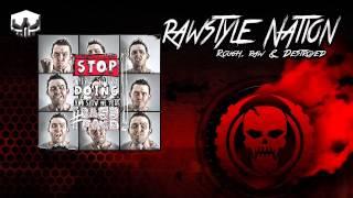 Outbreak - Bassface [HD+HQ][Rawstyle Nation 165 BPM]