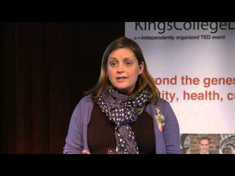 Changing attitudes and shifting perceptions: Caroline White at TEDxKingsCollegeLondon