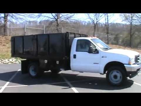 for sale ford f450 xl dump bed truck stk 21315a youtube - The Dump Mattress Sale