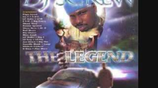DJ Screw-Southside Groovin
