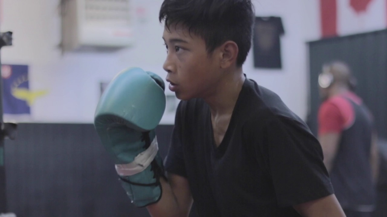 boxing corner essay neutral