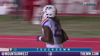 HIGHLIGHTS: Boise State Broncos vs New Mexico Lobos