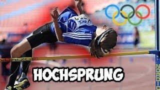 Meine BESTEN HOCHSPRÜNGE | Best of Highjump!