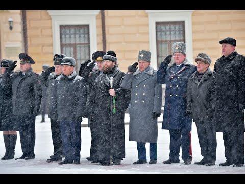 Управлению Федеральной службы судебных приставов по Вологодской области вручено Знамя