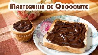 Mantequilla de Chocolate Lo Ultimo y Mas Rico en la Web para Untar