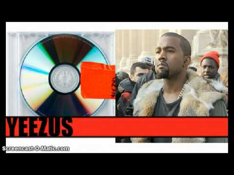 Kanye West - Yeezus Full  Album Preview