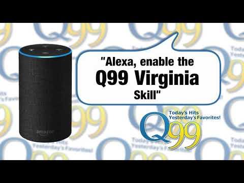 Q99 • Now on Amazon Echo!  - :15
