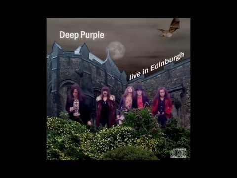 Deep Purple : Edinburgh UK 19,04,1974