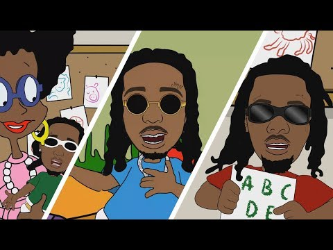 How Migos Learn Their ABCs Ft Lil Uzi Vert