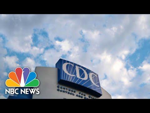 CDC Pulls Down Guidance On Airborne Covid Spread | NBC Nightly News