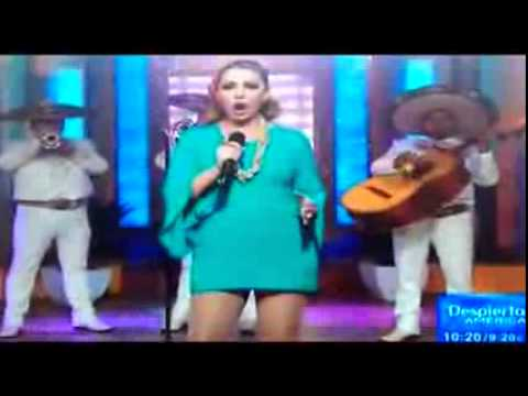 Mexican Singer Patricia Navidad drops Sanitary Pad Between Her Legs During Live show