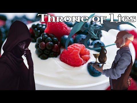 Throne of Lies: Yogurt Serving Butler