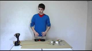 Serg - Underbed Drawer Tutorial (part 1)