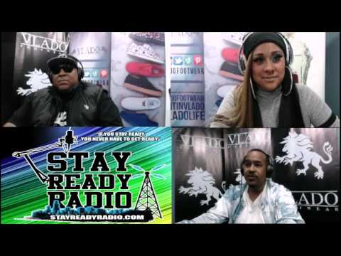 STAY READY RADIO DECEMBER 2, 2015 EPISODE 42 WITH SPECIAL GUEST RAY DANIELS