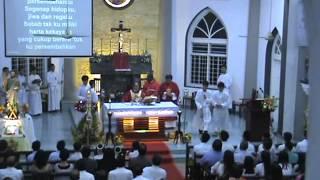 麻坡圣安德肋天主教堂主保庆典 奉献咏2:Betapa Hat