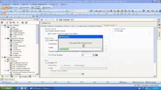 Video: Using the Web Server On A Pro-face HMI