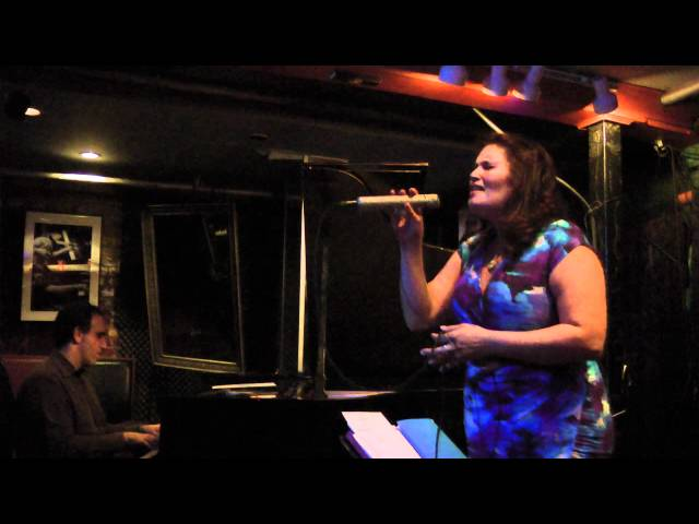 """MY IDEAL"": MARIANNE SOLIVAN and MICHAEL KANAN at SMALLS (July 12, 2011)"