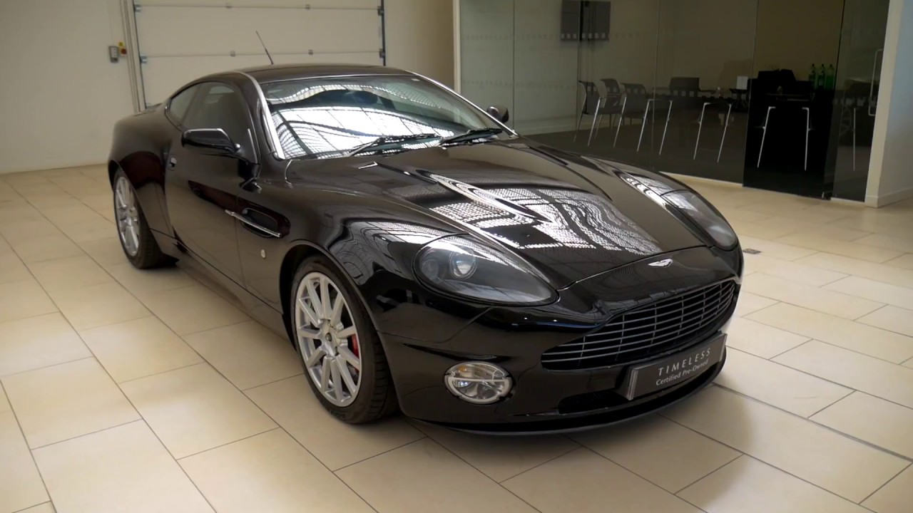 Aston Martin Vanquish S V12 High Quality Indepth Tour Interior And Exterior Walkaround Youtube