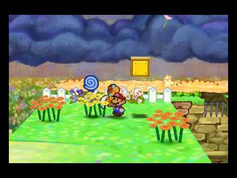 Paper Mario N64 Walkthrough 54 Amazy Dayzee YouTube