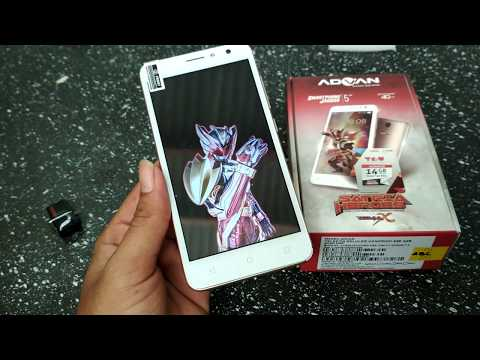 Unboxing Advan S5E 4GS |smarphone advan BIMA X|