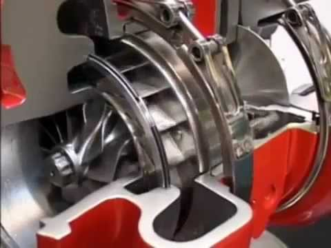 How A Turbo Works - Holset Turbos