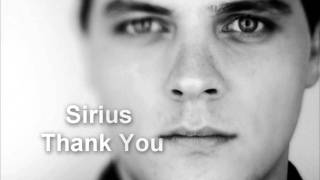 Sirius - Thank You (NEW 2011)