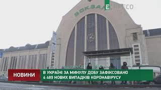 Коронавірус в Украі ні статистика за 21 лютого