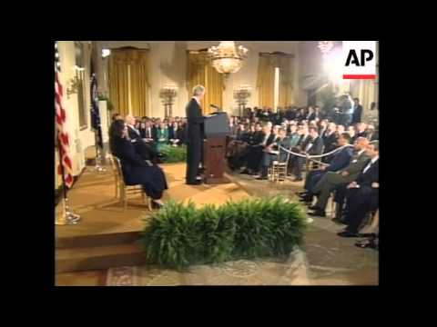 USA: CLINTON ASKS CONGRESS TO CREATE INTERNATIONAL TRADE AUTHORITY