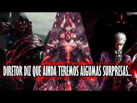 Estão mostrando muito do Devil May Cry 5? thumbnail