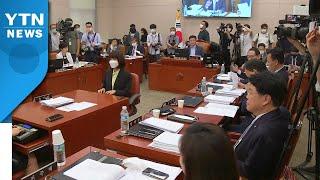 법사위, 통합당 퇴장 후 '공수처 후속 3법' 의결 / YTN