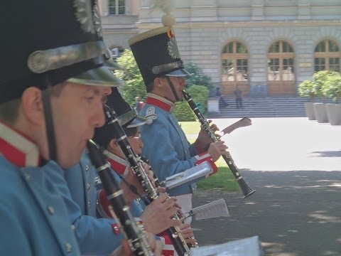 Défilé pour le bicentenaire de l'entrée de Genève dans la confédération