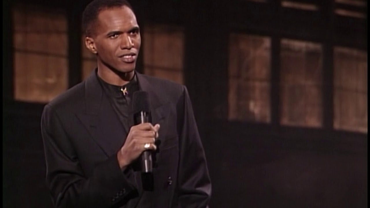 Def Comedy Jam - Warren Hutchenson