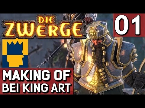 KING ART Behind the Scenes: Making of