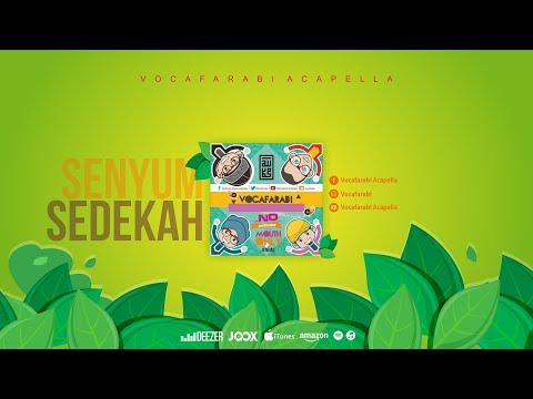 VOCAFARABI - SENYUM SEDEKAH (OFFICIAL AUDIO)