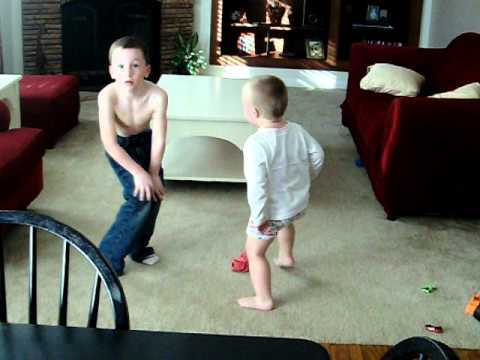 how to do the cha slide dance