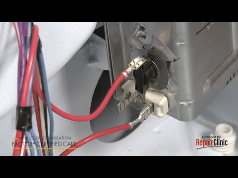 High-Limit Thermostat - Whirlpool Dryer