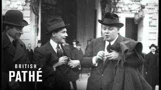 Roscoe  Fatty  Arbuckle In London (1920)