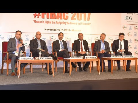 04. FIBAC 2017 panel discussion: Commercial and corporate credit