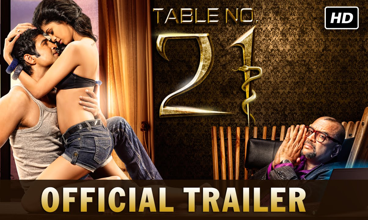 Table no 21 official theatrical trailer paresh rawal for Table no 21 full movie