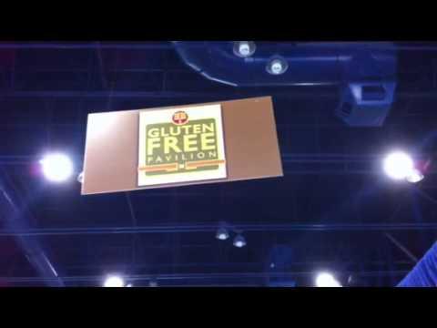 Gluten-Free Pavilion is in full swing!