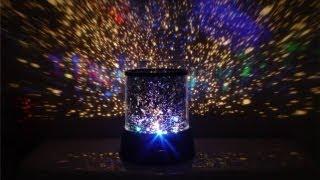 ночник звездное небо(Миллионы звезд у вас в комнате Ночник «Проектор звездного неба» способен проецировать красивые и наиболее..., 2011-08-29T04:20:24.000Z)