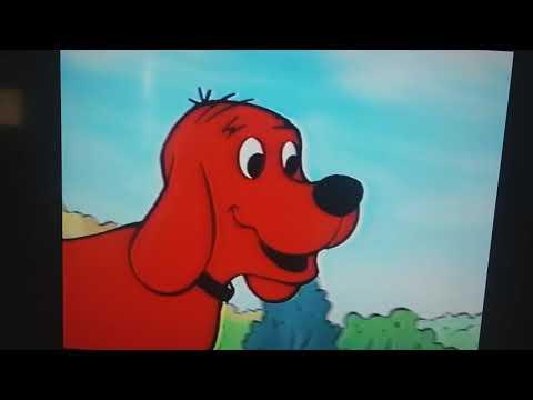 Ahoyhoy! Clifford The Big Red Dog; 3 Legged Dog Episode Clip (A New Friend)