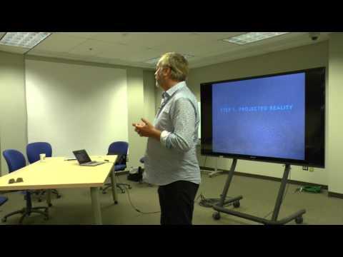 Roel Vertegaal - Towards Real Reality Interfaces - CLUE seminar