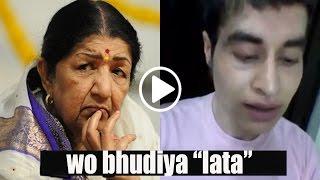 """Lata mangeshker """"BHUDIYA"""" Hai by NASIRKHANJAAN ROAST"""