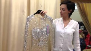 Коктейльное платье 7757 Jovani