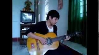 Giả vờ nhưng anh yêu em Guitar Cover.
