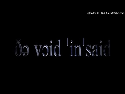 The Void Inside - He Part Two