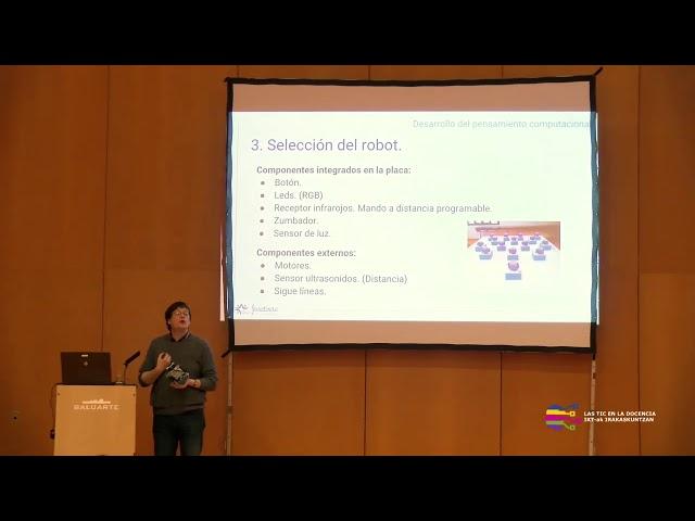 Desarrollo del pensamiento computacional, un ejemplo práctico aplicado al aula con el robot mBto