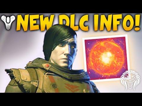 Destiny 2: NEW DLC INFO & RANDOM ROLLS! September Update, Taken Queen & Summer Event