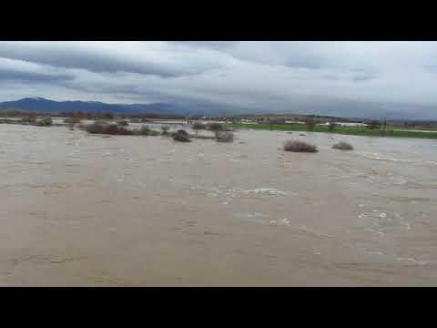 Δύσκολη νύχτα στη Ροδόπη -Πλημμυρισμένα σπίτια, κινδύνεψαν ζωές